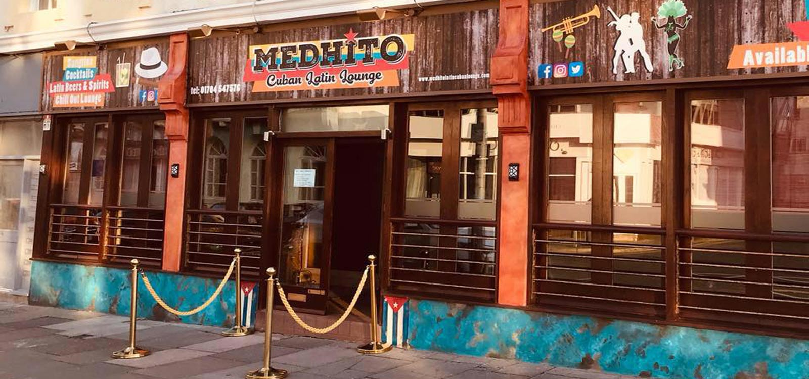medhito cuban latin lounge